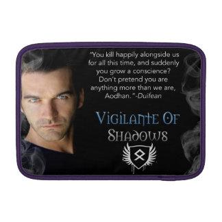 Vigilante of Shadows Macbook Sleeve--Duifean Sleeves For MacBook Air