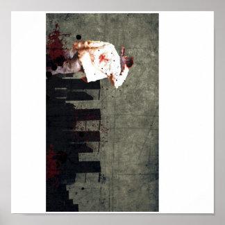 Vigilante v1 póster