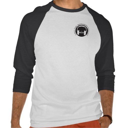 ¡Vigilantes de la primera vez - la PARTE II de la Camisetas