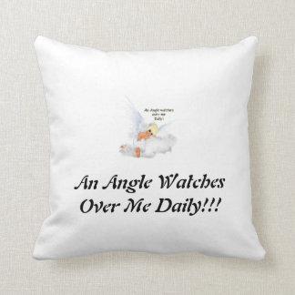Vigilar de un ángulo mí almohada