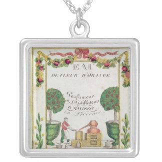 Vignette of 'Eau de Fleur d'Orange' Necklaces