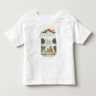 Vignette of 'Eau de Fleur d'Orange' Toddler T-shirt