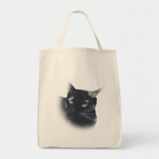 Vignette of Tortoise Shell Cat Face Bags
