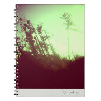 Vignettes Notebook - Crying Forest