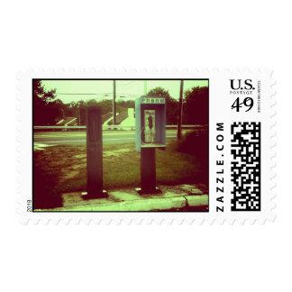 Vignettes Stamp - Payphone