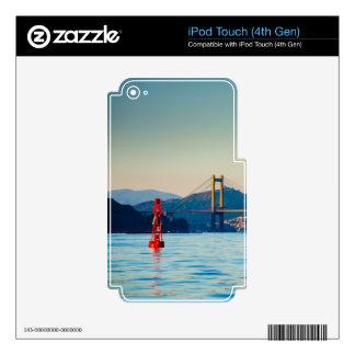 Vigo, Rande Bridge Decals For iPod Touch 4G