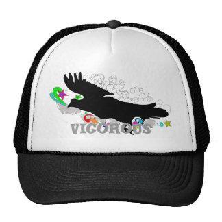 vigorous mesh hat