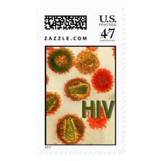 VIH SELLO POSTAL