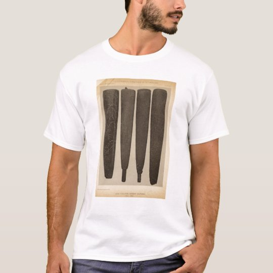VII Stone pipes, So Calif T-Shirt