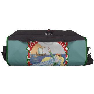 Viking Adieu Laptop Messenger Bag
