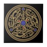 Viking Art Design Ceramic Tile