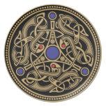 Viking Art Design Plate