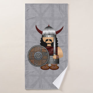 Viking Bath Towel