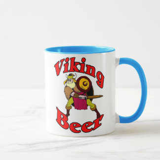 Viking Beer Logo Shirt Mug
