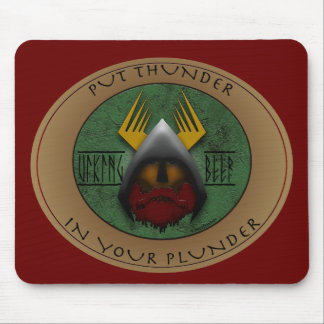 Viking Beer Mouse Pad
