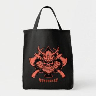 Viking Berserker Canvas Bag