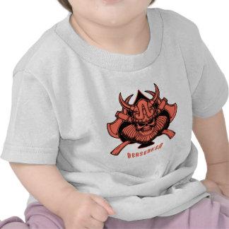 Viking Berserker Camiseta
