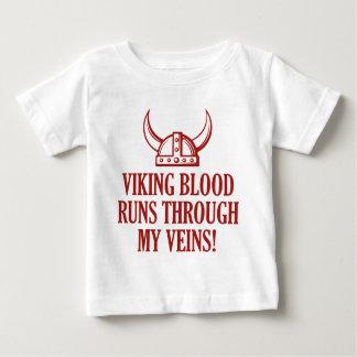Viking Blood Runs Through My Veins Infant T-shirt