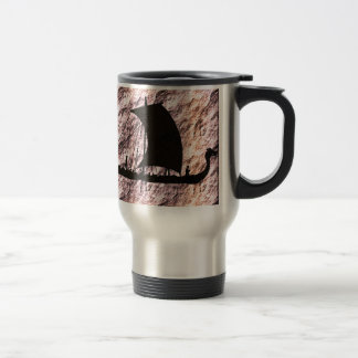 viking boat travel mug