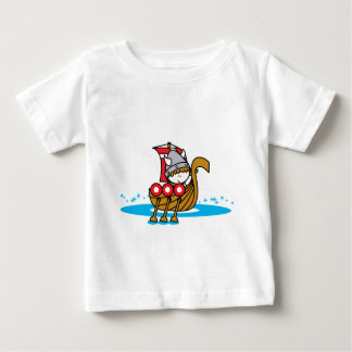 Viking Boy Baby T-Shirt