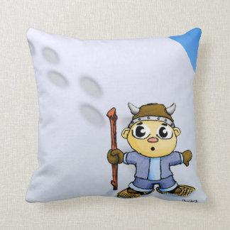 Viking Boy Pillow