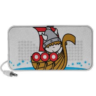 Viking Boy iPod Speaker