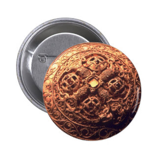 Viking brooch jewel for rich people button