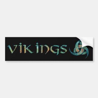 Viking Bumper Sticker Car Bumper Sticker