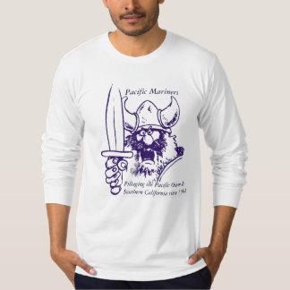 Viking cartoon Pillaging So Cal T-Shirt