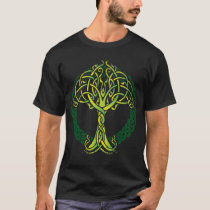 Viking Celtic Knotwork Tree of Life