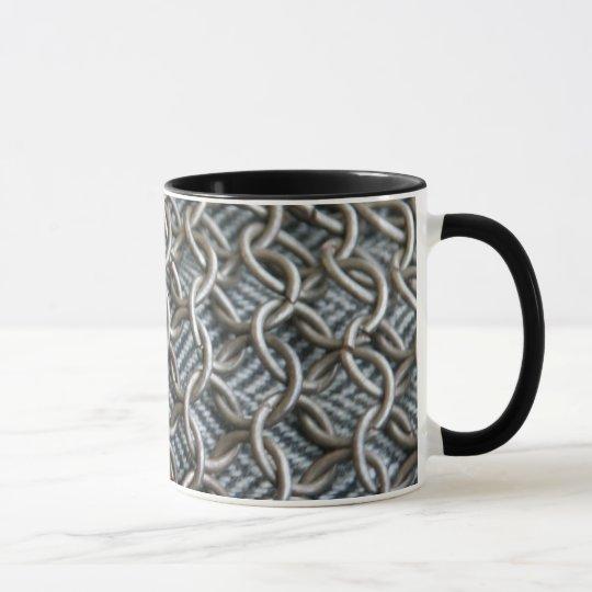 Viking Chainmail Mug