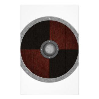 Viking Circle Shield Stationery