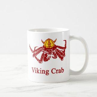 Viking crab, Viking crab Classic White Coffee Mug