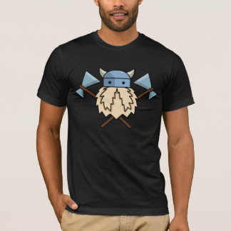 Viking Cross Axes Mens Tee