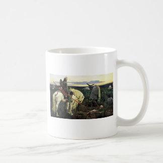 Viking Crosswords Classic White Coffee Mug