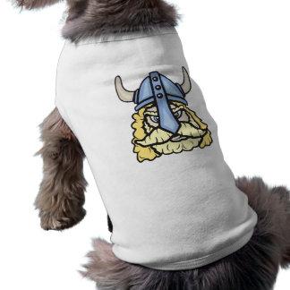 Viking!  Customizable! Pet T-shirt