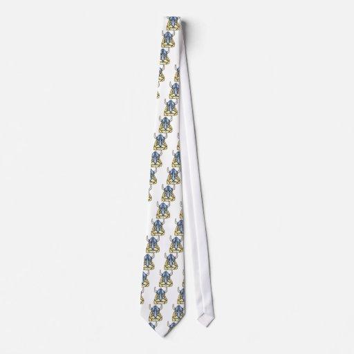 Viking!  Customizable! Tie