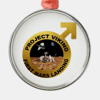 Viking: ¡El primer aterrizaje en Marte! Adornos