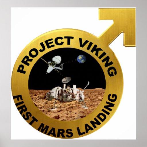Viking: ¡El primer aterrizaje en Marte! Impresiones