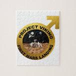 Viking: ¡El primer aterrizaje en Marte! Rompecabeza Con Fotos