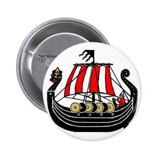 Viking envía de largo para Vikingos Pins