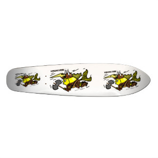 Viking Fish Skate Board