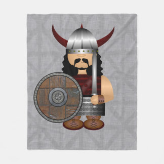 Viking Fleece Blanket