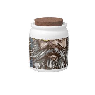 Viking Plato Para Caramelo