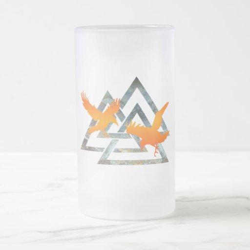Viking Frosted Mug
