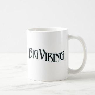 Viking grande taza de café