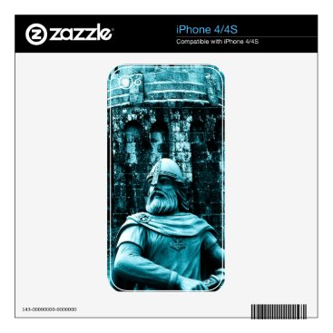 Viking Guard Decal For iPhone 4