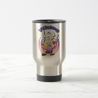Viking Heroine Travel Mug