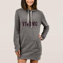Viking - Hoodie Dress