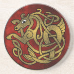 """Viking Horse Drinking Coasters<br><div class=""""desc"""">Viking Horse Design Drinking Coasters... </div>"""